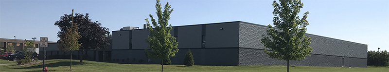 ChromeTech Industrial Plating building