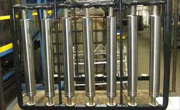 Nickel Chrome plating process