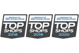 Top Shop Awards 3 years in a row