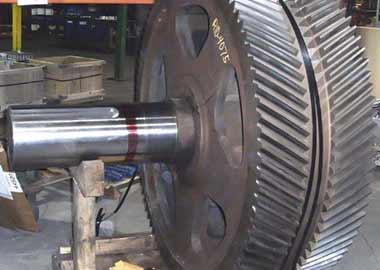 Power generation chrome plating