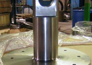 railroad industry chrome plating