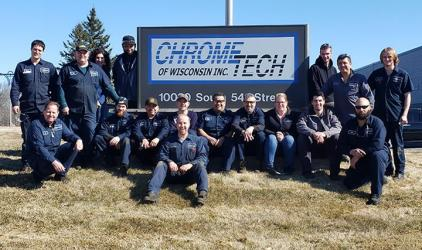 ChromeTech Keeps Employees Learning