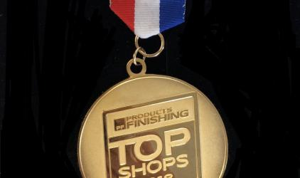 2018 Top Shop Award