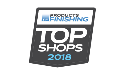 ChromeTech wins Top Shop 2018