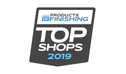 ChromeTech wins Top Shop 2019